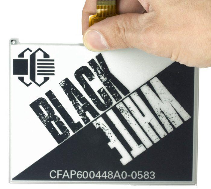 Crystalfontz 5.83-inch ePaper Display