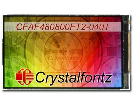 RGB TFT display - crystalfontz.com