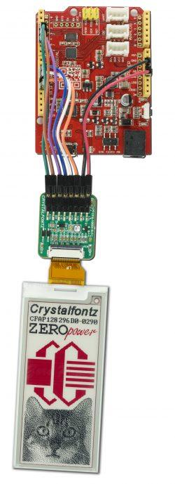 plug-and-play kit for epaper display