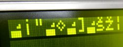 Garbage On LCD