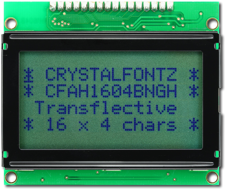 16x4 lcd display datasheet