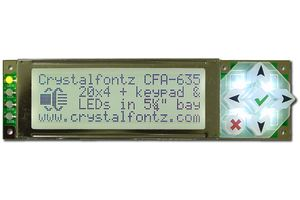 USB LCD Display Modules