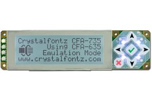 Serial LCD Display Modules
