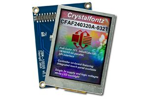 TFT LCD Display Modules