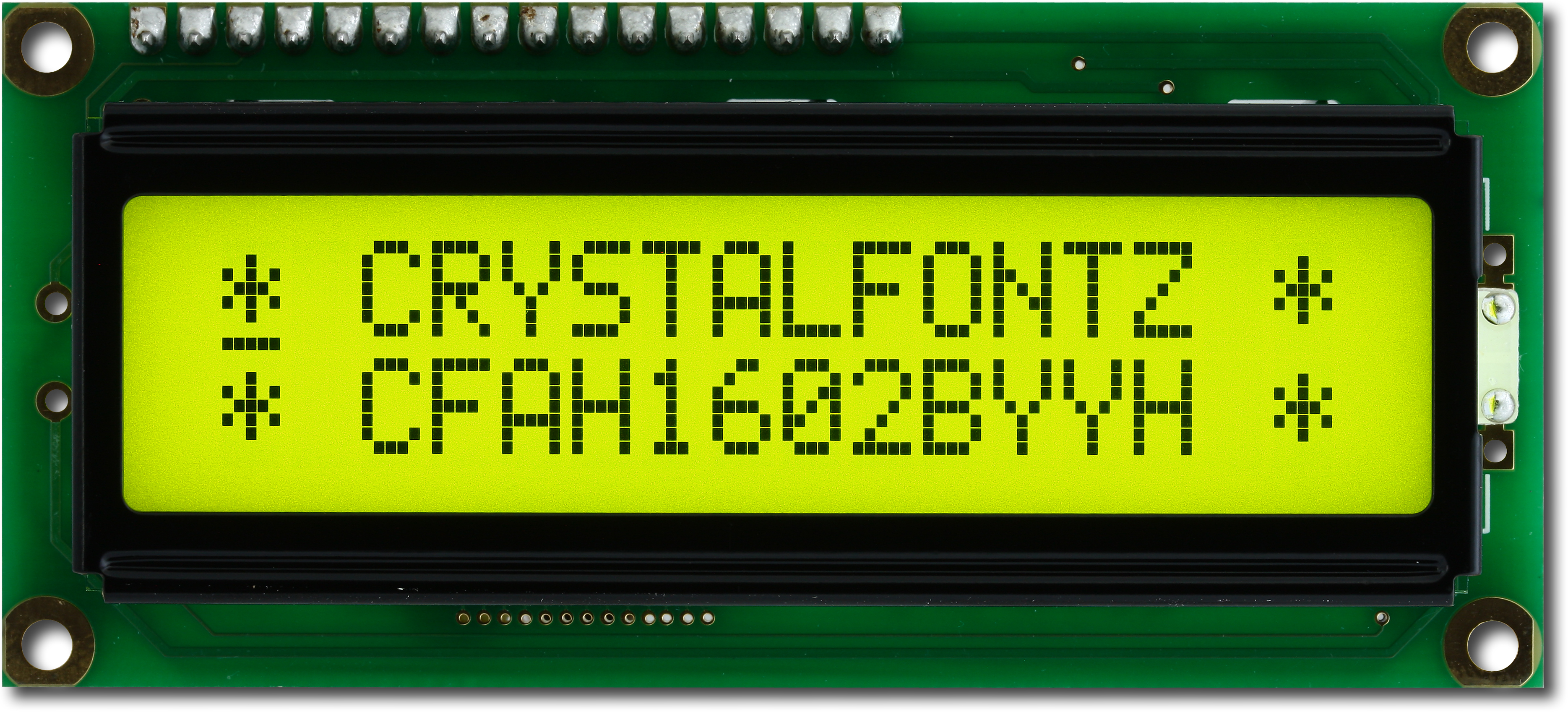 CFAH1602BYYH_large Datasheet For Lcd X Pdf on el foil, screen pinout, pin configuration, cursor location, display module, shield assembly, arduino nano, wiring adapter, display case stl, blue display black text, connection lpc1768,
