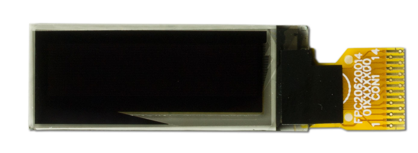 128x32 Graphical Oled Module Cfal12832dcw