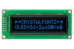 OLED Display Modules