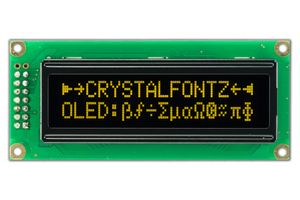 Character LCD Display Modules