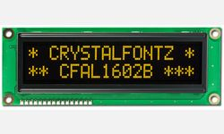 Character LCD Module