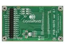 CFAF240400D-030T TFT With Carrier Board and Standoffs CFAF240400D-030T-CB1