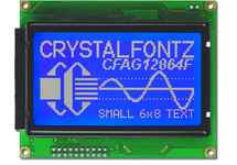 128x64  Parallel Graphic LCD CFAG12864F-TMI-TY