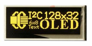 128x32 Graphic OLED Module (CFAL12832D-CY)