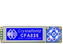 244x68 Graphic Display Module CFA835-TML