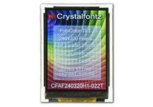 240x320 Full Color TFT Display CFAF240320H1-022T