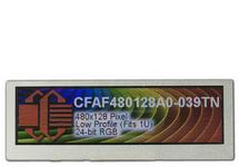 480x128 Bar-Type TFT Display CFAF480128A0-039TN