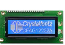 122x32 Parallel Graphic LCD CFAG12232A-TMI-TA