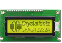 122x32  Parallel Graphic LCD CFAG12232A-YYH-TA