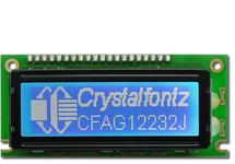 122x32  Parallel Graphic LCD CFAG12232J-TMI-TA