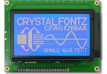 128x64  Parallel Graphic LCD CFAG12864A-TMI-VN