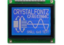 128x64  Parallel Graphic LCD CFAG12864C-TMI-TN