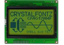 128x64 Transflective Graphic LCD CFAG12864F-YYH-TY