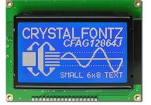 128x64  Parallel Graphic LCD CFAG12864J-TMI-TT