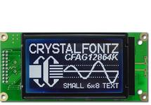 128x64  Parallel Graphic LCD CFAG12864K-STI-TN