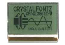 128x64 Transflective Graphical LCD CFAG12864T2-NFH
