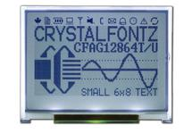 128x64 SPI Graphical LCD CFAG12864U2-TFH