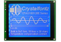 160x128  Parallel Graphic LCD CFAG160128E-TMI-TZ