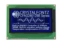 240x128  Parallel Graphic LCD CFAG240128B-TTI-TZ