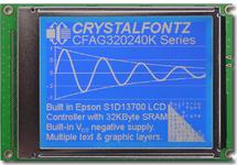 320x240  Parallel Graphic LCD CFAG320240K-TMI-TZ