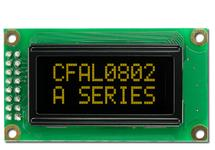 8x2 Character OLED CFAL0802A-Y