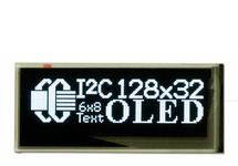 128x32 Graphical OLED Module CFAL12832D-CW