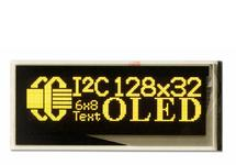128x32 Graphic OLED Module CFAL12832D-CY