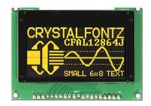 OLED Displays by Size - Crystalfontz America