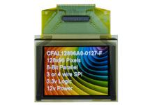 Color Graphic OLED Display CFAL12896A0-0127-F