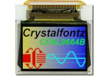 96x64 Graphic Color OLED Display CFAL9664B-F-B1