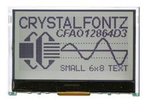 128x64 Graphical LCD Module CFAO12864D3-TFH