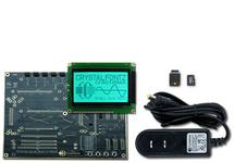 CFAG12864A-CFH-VN LCD Dev Kit CFAG12864A-CFH-T Dev Kit