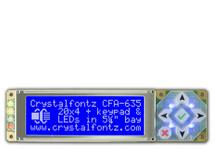 20x4 Character USB LCD Display CFA635-TML-KU