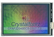 "320x480 3.5"" Touch Screen Color TFT CFAF320480C5-035T-TS"