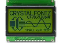 128x64  Parallel Graphic LCD CFAG12864I-YYH-TN