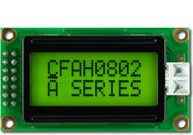 8x2  Parallel Character LCD CFAH0802A-GGH-JT