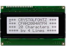 20x4  Parallel Character LCD CFAH2004A-TFH-JT
