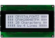20x4  Parallel Character LCD CFAH2004B-TFH-ET