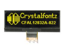 128x32 Small Yellow OLED Module CFAL12832A-022Y