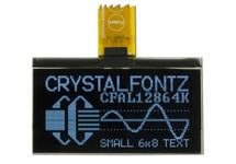 128x64 White Graphic OLED Display CFAL12864K-W