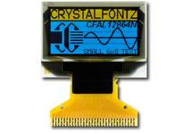 128x64 Graphic SPI OLED Display CFAL12864N-A-B4