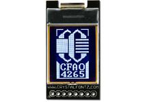 42 x 65 Graphic LCD with Carrier Board CFAO4265A-TTL-CB